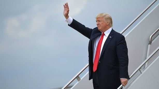 Donald Trumps personlige gæld er på 315 mio dollar - mindst