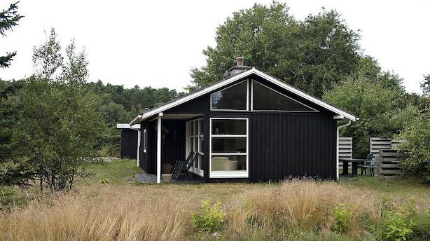 Pensionister med sommerhus undgår skattesmæk - lettere at rejse fra Danmark