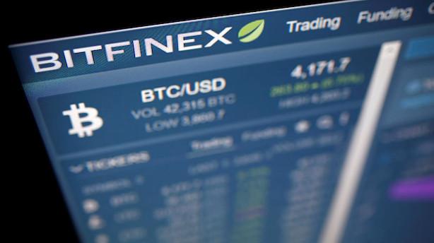 Bitcoin sætter atter rekord: Passerer 5000 dollar