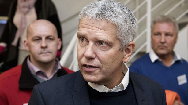 S-borgmesteraspirant: Rygte om rævekage i Slagelse er rent spin