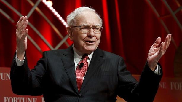 Buffett advarer: Priserne er blevet for høje