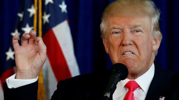 Trump før møde med Putin: Overvejer at spørge til udlevering af 12 tiltalte russere