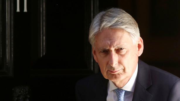 Philip Hammond advarer mod øget bureaukrati efter brexit