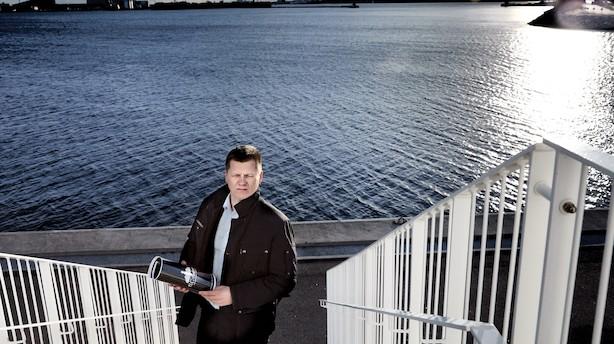 Københavns 280 m høje eventyrtårn rystet efter ny rapport om trafikken i Nordhavn