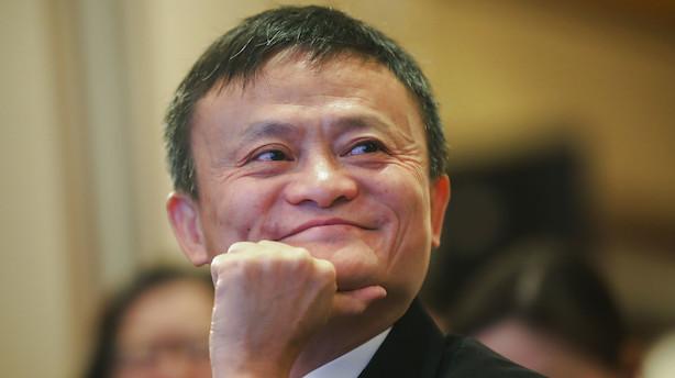 """Alibaba vil skabe global handel: """"Efterspørgslen på europæiske goder er høj"""""""