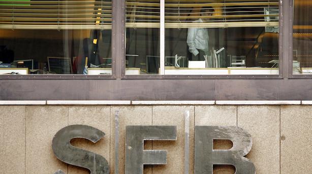 SEB vil bruge et par milliarder på ny forretningsplan