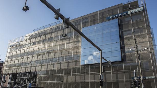 Analytikere: Danske Banks forretning i Estland kan blive en udsalgsvare