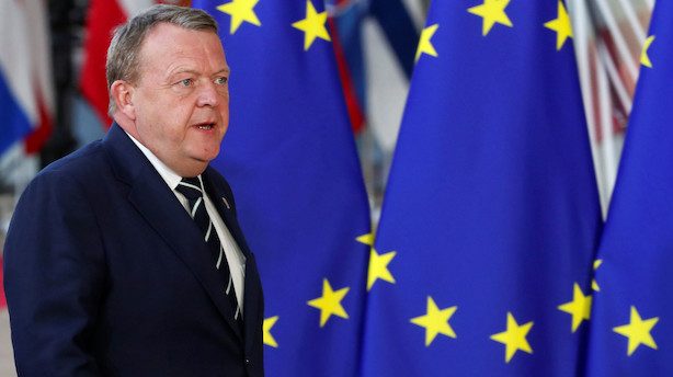 Løkke efter ny brexit-udskydelse: En fin løsning