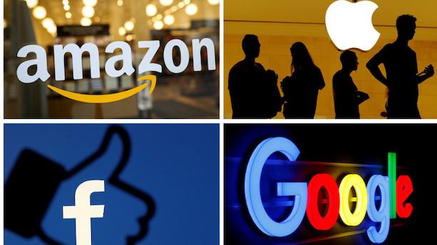 USA vil efterforske techgiganters forretningsmetoder