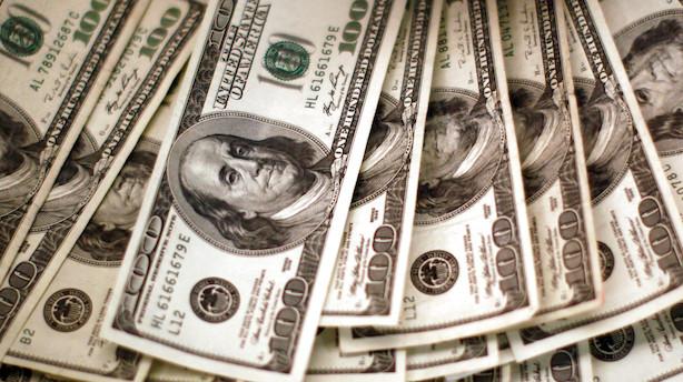 USA: Kerneinflation tiltog overraskende i juli