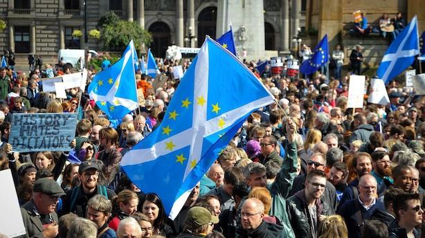 Skotsk domstol: Det var ulovligt, da Boris sendte parlamentet hjem