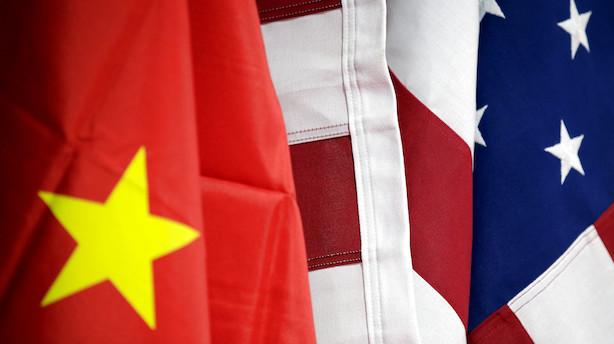 Aktiestatus i USA: Skiftevind på handelsfronten - aktier holder rekorderne