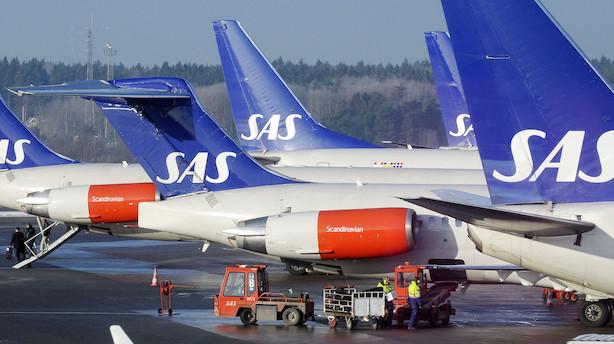 Flyskammen breder sig i Sverige - 7 pct færre rejste med fly i november