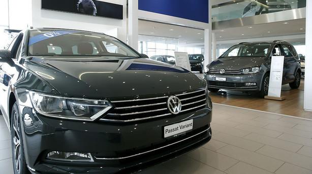 Amerikanske investorer i angreb p� VW fra Holland