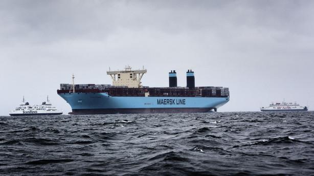 Maersk Line øger gennemsigtigheden for at lukke EU-sag