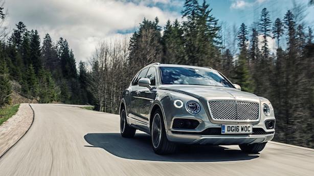 """""""Der findes ingen SUV-biler på Bentleys niveau - Det gør der nu"""""""