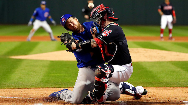 """""""Vinder Chicago World Series, så bliv væk"""""""