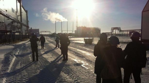 Regeringen vil kunne afvise russisk gasledning