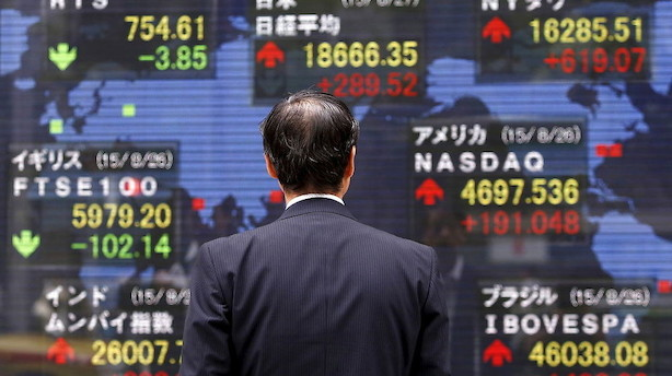 Aktier: Asien følger de positive takter fra den amerikanske handel