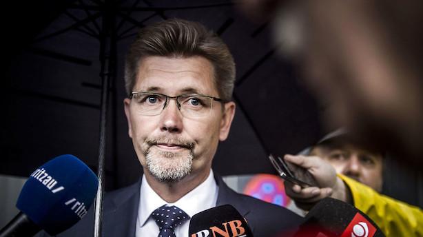 Frank Jensen frygter at blive taget for givet af vælgerne