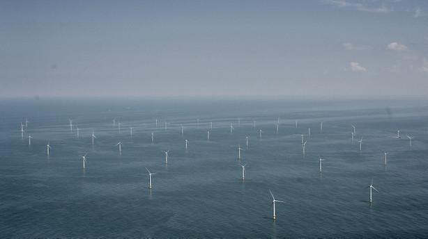 Omstridte kystvindmøller øger elproduktion med over ti procent
