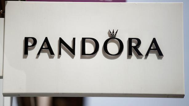 """Pandora: """"Vi kan ikke kommentere på, hvem vi måtte bruge eller ikke bruge af rådgivere"""""""