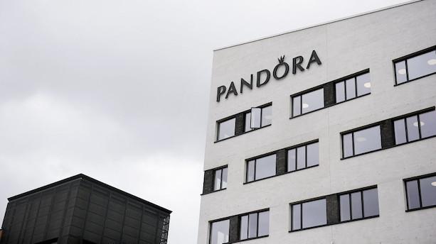 Aktietendens: Pandora tager opmærksomhed efter nedjusteret anbefaling fra Citi