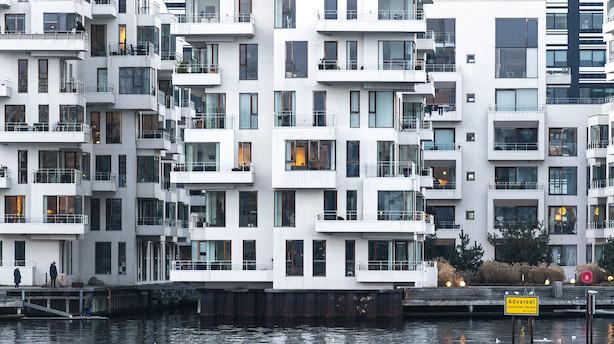 Nationalbanken: Nye boligskatter presser priser nedad i København - måske op mod 10 pct