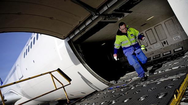 SAS aflyser 34 flyafgange fredag på grund af strejke