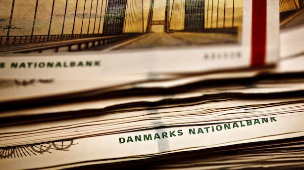 Negative renter kan komme til at koste bankkunderne 4 mia. kr. årligt