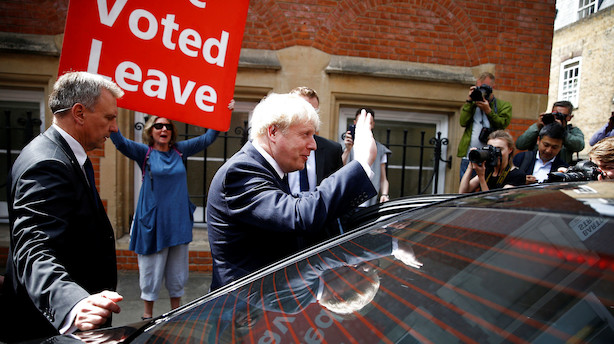 Danske Bank: Brexit-usikkerhed har ramt arbejdsmarkedet i Storbritannien