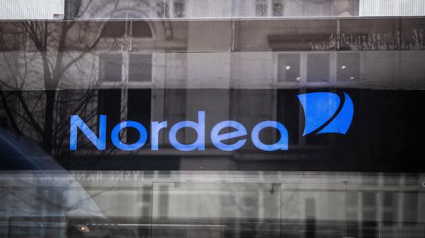 Nordea får ny leder for den danske del af forretningen
