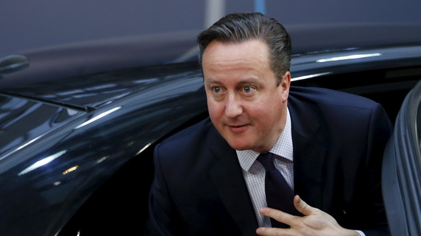 Cameron: Islamisk Stat taber terr�n og er desperate