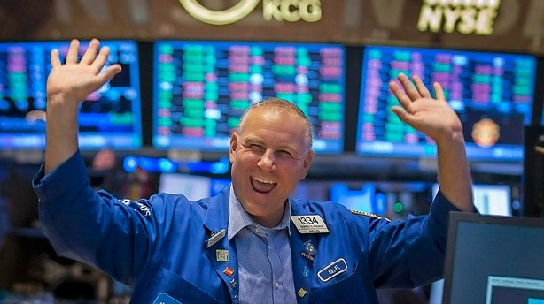 Kongen lever - bomstærk jobrapport overrasker markedet
