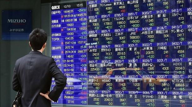 Aktier: Massive fald i Asien