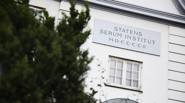 Statens Serum Institut sælger diagnostikselskab for kvart mia. kr.