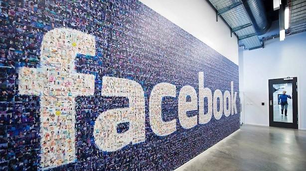 USA: Facebook og Yahoo i rødt på sur fredag