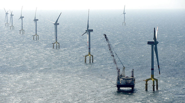 Minister: Nordsøen kan blive Silicon Valley for havvindmøller