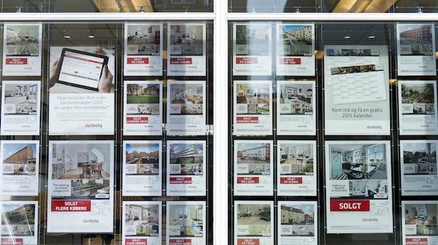 46 procent af boligsælgerne har urealistiske forventninger til prisen