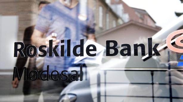 Toppen i Roskilde Bank går fri af megaregning
