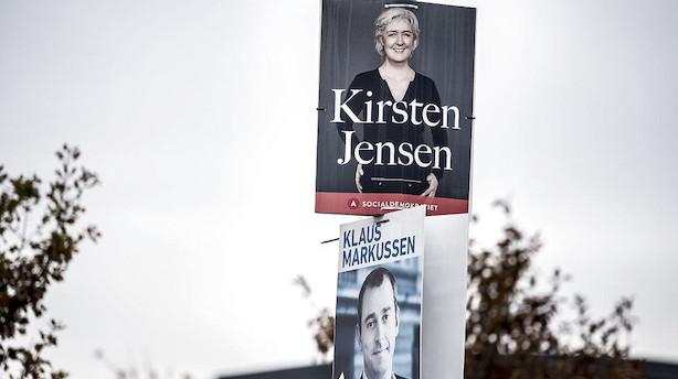 Borgerlige stemmer sikrer S borgmesterposten i Hillerød