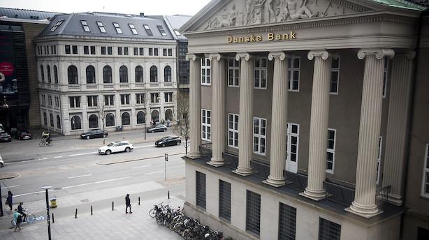 Ratingkæmpe: Hvidvaskskandale er regnet ind i vurdering af Danske Bank