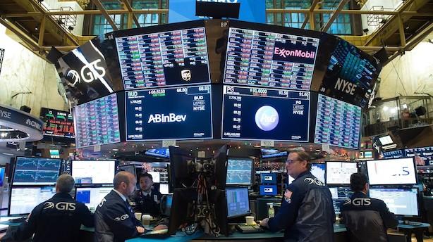Aktier: Banker topper i ny grøn start på Wall Street