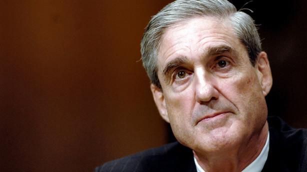 CNN: Muellers Rusland-undersøgelse kan være på trapperne