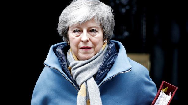 Obligationer: Renten løftes lidt inden ny brexit-afstemning