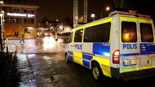 Eksplosion ved svensk rådhus ryster Skåne