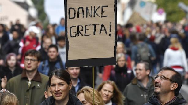 Nyhedsbureau: Tysklands regering enes om ny klimalov