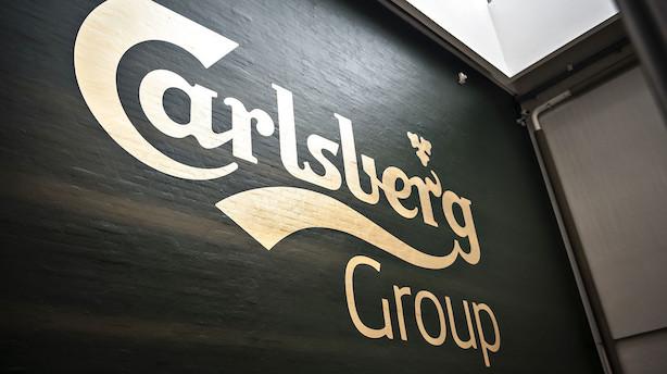 Carlsberg-top får nyt ledelsesmedlem: Har fundet ny kommerciel direktør internt