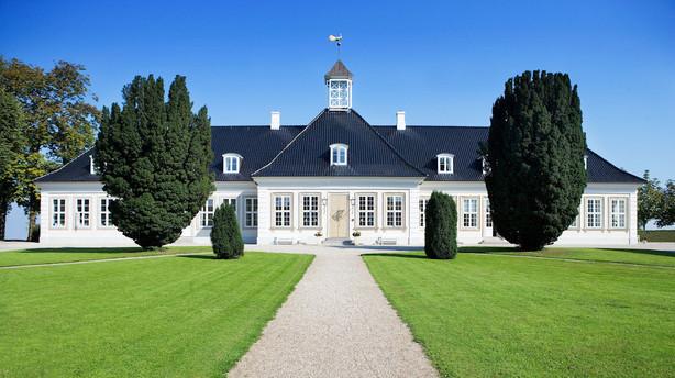 Sky rigmand vil sælge dansk slot for 85 mio. kr.