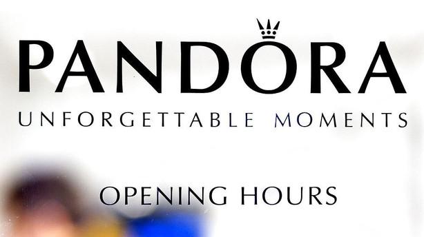 Bagmandspolitiet giver op i sagen mod Pandora